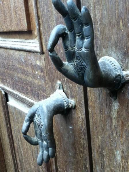 doorway of perception