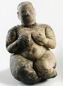 Gobekli Female Figure
