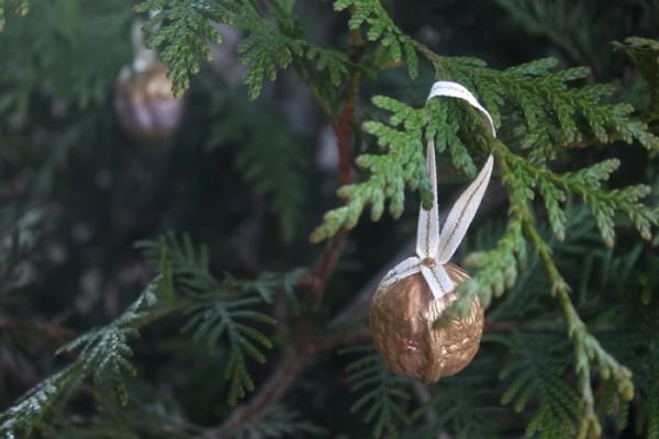 gilded walnut by Justine Hand